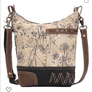 MYRA BAG solidaster shoulder bag NWT